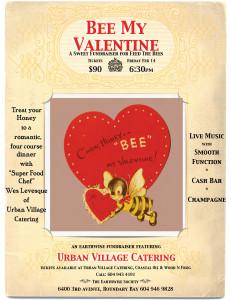 Bee My Valentine 2014